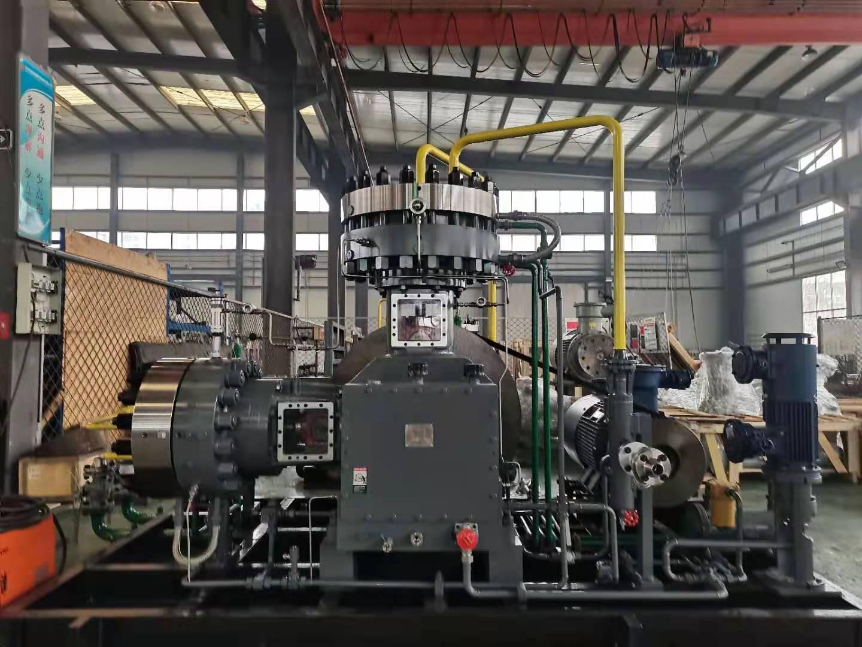 Keepwin Gas solution | Reciprocating compressor