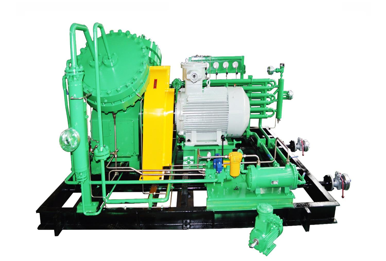 Keepwin Gas solution   Reciprocating compressor